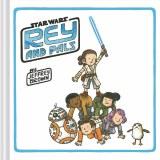 Star Wars Rey and Pals HC