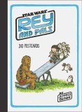 Star Wars Rey and Pals 30 Postcards