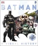 Batman: A Visual History HC
