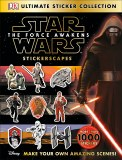 Star Wars Force Awakens Sticker Book