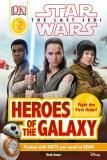 Star Wars the Last Jedi Heroes of the Galaxy