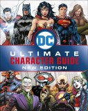 DC Comics Ultimate Character Guide HC New Edition