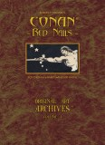 Conan Red Nails Original Art Archives HC