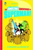 Amazing Adventures of Superman Creatures from Planet X