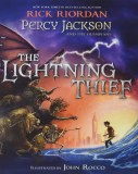 Percy Jackson Lightning Thief Illustrated Edition
