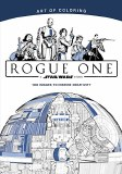 Star Wars Rogue One Art of Coloring