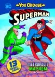 Superman Metropolis Mayhem