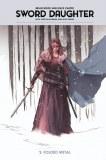 Sword Daughter HC Vol 02 Folded Metal