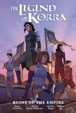 Legend of Korra Ruins of Empire Library Edition HC