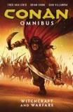 Conan Omnibus TP Vol 07 Witchcraft And Warfare