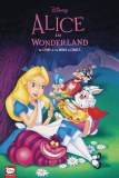 Alice in Wonderland Story of the Movie in Comics HC