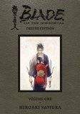 Blade of the Immortal Deluxe HC Vol 01