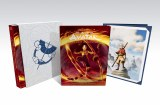 Avatar The Last Airbender Art of the Animated Series Deluxe HC