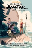 Avatar the Last Airbender Lost Adventures Library HC