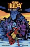 Young Hellboy Hidden Land HC