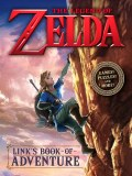 LoZ Link's Book of Adventure Games,Puzzles. and More!