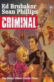 Criminal Deluxe HC Vol 03