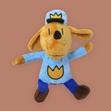 Dog Man Plush Toy