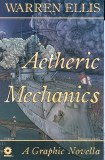 Warren Ellis Aetheric Mechanics GN Con Ed
