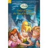 Disney Fairies GN Vol 03 Tinker Bell and the Day o/t Dragon