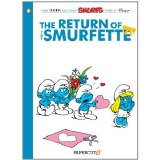 Smurfs Vol 10 Return of the Smurfette HC