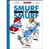 Smurfs Vol 12 Smurf vs Smurf HC