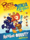 Pirate Penguin vs Ninja Chicken HC Vol 03 Macaroni And Bees