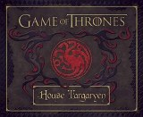 Game of Thrones House Targaryen Deluxe Stationery