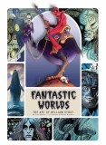 Fantastic Worlds The Art of William Stout HC