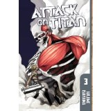 Attack on Titan Vol 03
