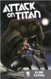 Attack on Titan Vol 09