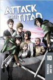 Attack on Titan Vol 10