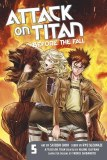 Attack on Titan Before the Fall Vol 05