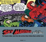 Sky Masters of Space Force Complete Dailies 1958-1961 TP