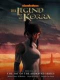 Legend Korra Art Animated Series Book 1 Air HC