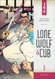 Lone Wolf & Cub Omnibus TP Vol 05