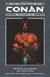 Chronicles Of Conan TP Vol 34 Betrayal in Zamora and Other Stories