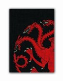 Game of Thrones House Targaryen 50 Count Art Sleeves