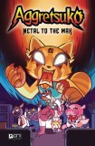 Aggretsuko HC Vol 01 Metal to the Max