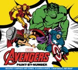 Avengers Paint By Number