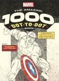 Marvel Amazing 1000 Dot-to-Dot Book