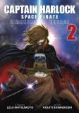 Captain Harlock Space Pirate Dimensional Voyage Vol 02