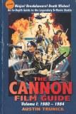Cannon Film Guide Volume 1 1980-1984