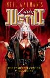 Lady Justice TP Vol 1