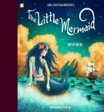 The Little Mermaid; adapted by Metaphrog Hardcover