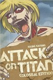 Attack on Titan Colossal Edition Vol 02