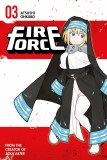 Fire Force Vol 03