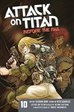 Attack on Titan Before the Fall Vol 10