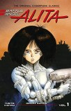 Battle Angel Alita Deluxe Edition HC Vol 01