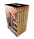 Attack on Titan Season 3 Part 1 Vols 13-17 Box Set